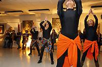 Mannheim. 04.11.17 | Lange Nacht der Kunst und Genüsse<br /> Lange Nacht der Kunst und Genüsse in den Stadtteilen.<br /> - Feudenheim. Tanzpalast<br /> <br /> BILD- ID 20940 |<br /> Bild: Markus Prosswitz 04NOV17 / masterpress (Bild ist honorarpflichtig - No Model Release!)