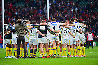Deception Clermont - 02.05.2015 - Clermont / Toulon - Finale European Champions Cup -Twickenham<br />