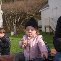 Oregon Karina and Family