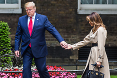 2019-06-04 Trump State Visit: Day 2