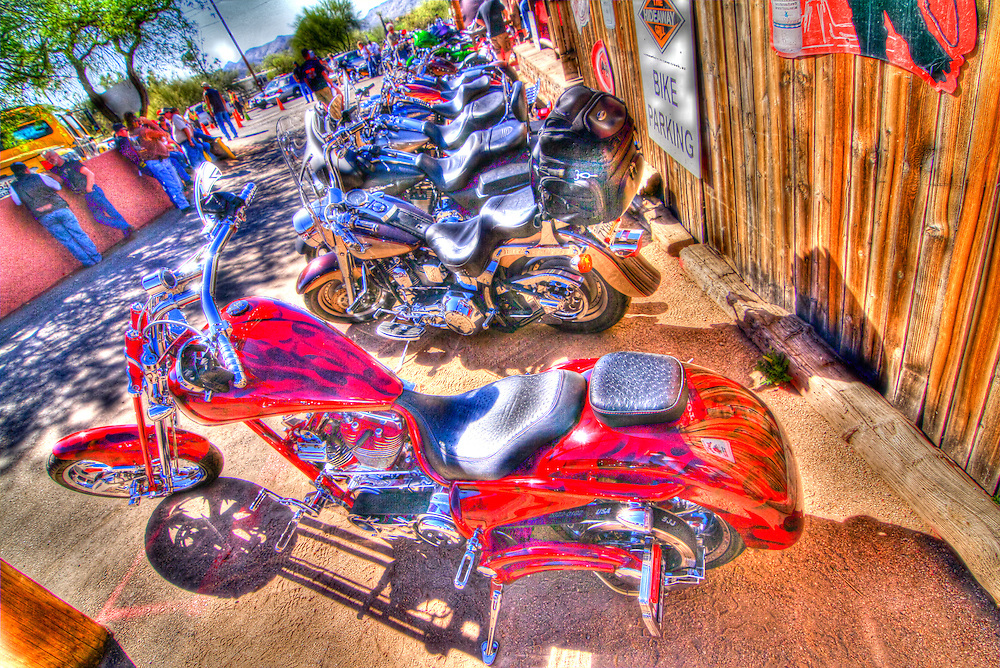 The Hideaway grill bike Sunday April 3rd week 2011