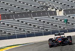 Motorsports / Formula 1: World Championship 2011, Test Valencia, Narain Karthikeyan ( IND, HRT )