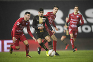 Zulte Waregem v Royal Antwerp FC -  17 Dec 2017