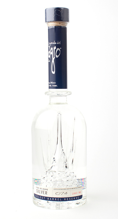 Milagro Select Barrel Reserve silver -- Image originally appeared in the Tequila Matchmaker: http://tequilamatchmaker.com