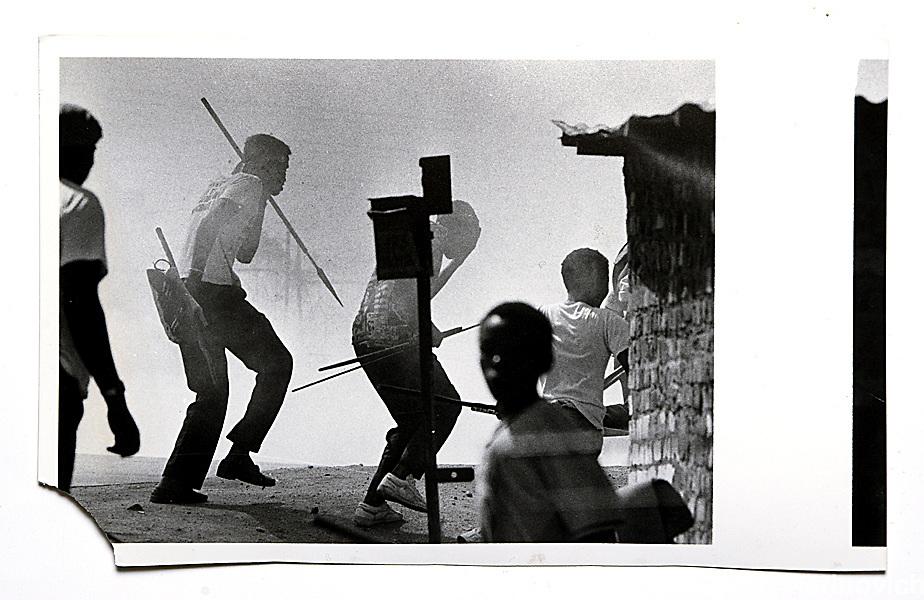 Copy of a vintage print by Joao Silva