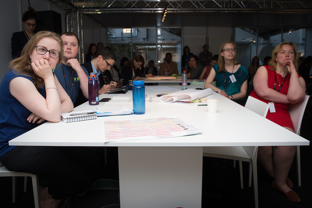 04 June 2015 - Belgium - Brussels - European Development Days - EDD - Citizenships - Accountability advocates - Youth voice at the heart of implementing the Sustainable Development Goals © European Union