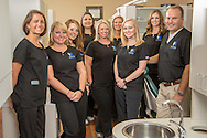 McOmie Family Dentistry employee headshots