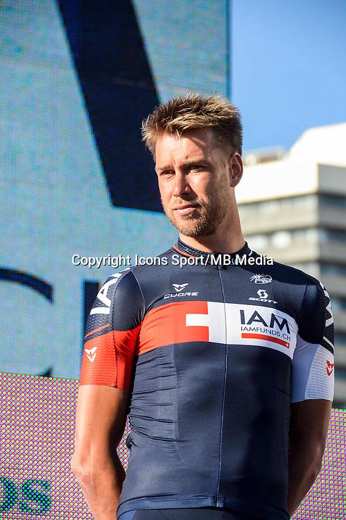 Kluge Roger - Iam - 19.01.2015 - presentation des equipes du Tour Down Under -<br /> Photo : Sirotti / Icon Sport