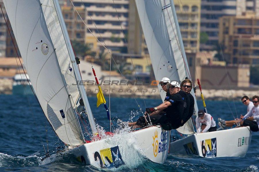 Calpe Spain, VII  spanish match race open,day 2