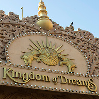 India Spring Break, Delhi, Kingdom of Dreams,  John Kelly photo