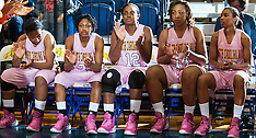 2013-14 A&T Women's Basketball vs Bethune-Cookman