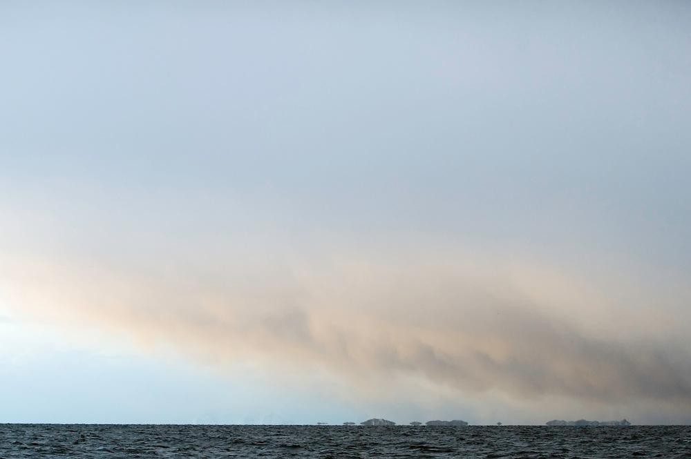 Sky line, Lofoten, Norway