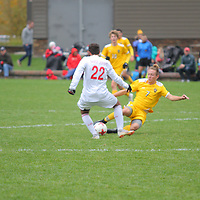 Men's Soccer: St. John's (Minn.) Johnnies vs. Gustavus Adolphus College Gusties