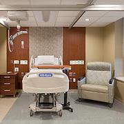 Warm Springs rehabilitation hospital interiors, Warm Springs, Georgia.