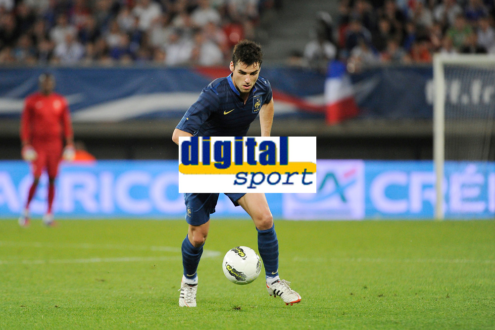 FOOTBALL - INTERNATIONAL FRIENDLY GAMES 2011/2012 - FRANCE v ICELAND - 27/05/2012 - PHOTO JEAN MARIE HERVIO / REGAMEDIA / DPPI - YOANN GOURCUFF (FRA)
