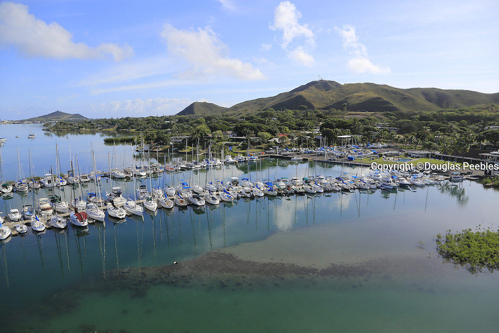 Kaneohe Yacht Club, Oahu, Hawaii