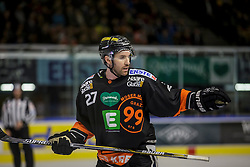 26.10.2015, Eisstadion Liebenau, Graz, AUT, EBEL, Moser Medical Graz 99ers vs HC TWK Innsbruck, 16. Runde, im Bild Stephen Werner (EC Graz 99ers) // during the Erste Bank Icehockey League 16th Round match between Moser Medical Graz 99ers and HC TWK Innsbruck at the Ice Stadium Liebenau, Graz, Austria on 2015/10/26, EXPA Pictures © 2015, PhotoCredit: EXPA/ Erwin Scheriau