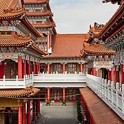 Orthodox Lu-erh-men Temple, Tainan , Taiwan