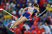 ATHLETICS - EUROPEAN CHAMPIONSHIPS 2012 - HELSINKI (FIN) - DAY 4 - 30/06/2012 - PHOTO PHILIPPE MILLEREAU / KMSP / DPPI - WOMEN - POLE VAULT - VANESSA BOSLAK