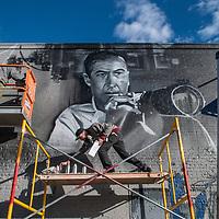 Sector Seventeen - 2018 Treefort Mural