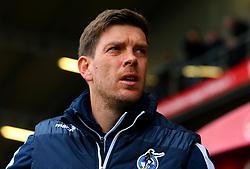 Bristol Rovers manager Darrell Clarke - Mandatory by-line: Robbie Stephenson/JMP - 02/04/2018 - FOOTBALL - Highbury Stadium - Fleetwood, England - Fleetwood Town v Bristol Rovers - Sky Bet League One