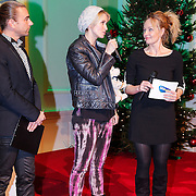 NLD/Hilversum/20121207 - Skyradio Christmas Tree, Tom Sebastian, Anouk Smulders - Voorveld