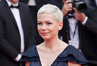 Actress Michelle Williams at the Wonderstruck gala screening,  at the 70th Cannes Film Festival Thursday May 18th, Cannes, France. Photo credit: Doreen Kennedy