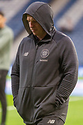 Celtic Manager Neil Lennon during the Betfred Scottish League Cup semi-final match between Hibernian and Celtic at Hampden Park, Glasgow, United Kingdom on 2 November 2019.