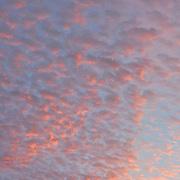 Morning Sky, California