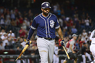 MLB: San Diego Padres v Arizona Diamondbacks//20160705