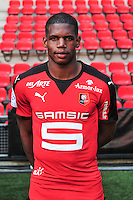 Ludovic Baal - 15.09.2015 - Photo officielle Rennes - Ligue 1 2015/2016<br /> Photo : Philippe Le Brech / Icon Sport