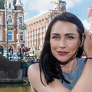 NLD/Amsterdam/20150629 - Photocall Amerikaanse actrice Rena Sofer