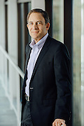 Business Portrait of Kerry Barnett President and CEO of SAIF Corporation