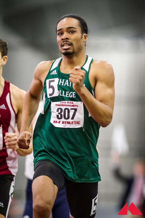 2015 ECAC & IC4A Indoor Championships, men's 500m final, Manhattan
