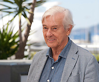 Director Paul Verhoeven at the Elle film photo call at the 69th Cannes Film Festival Saturday 21st May 2016, Cannes, France. Photography: Doreen Kennedy