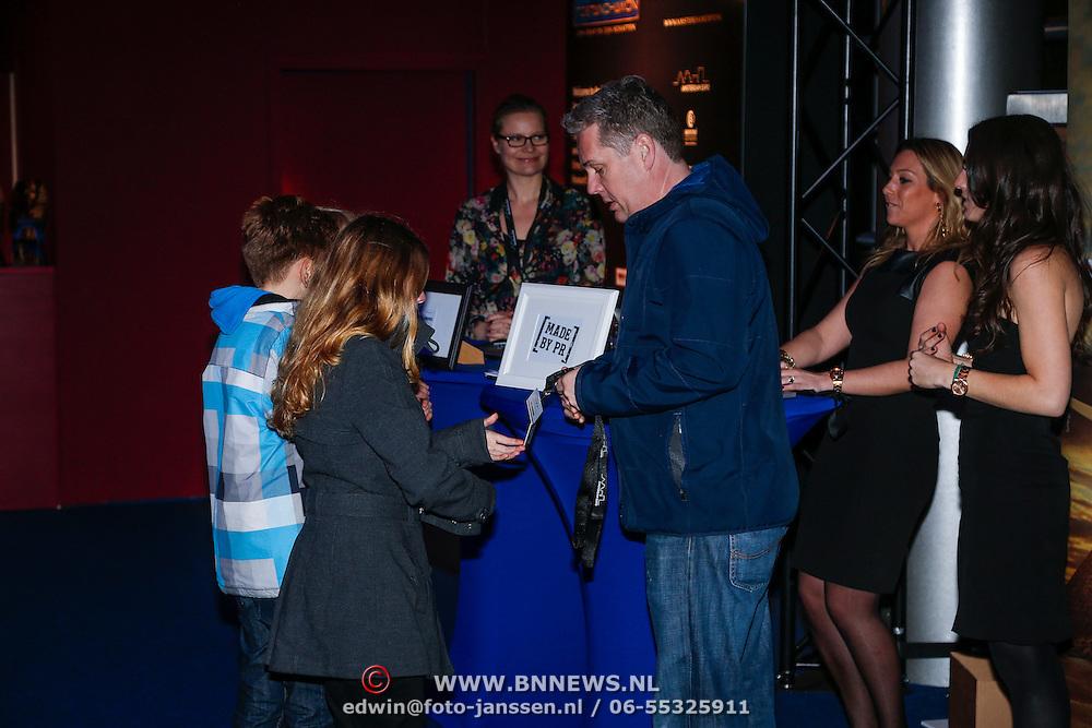 NLD/Amsterdam/20121128 - Opening expositie Toetanchamon, Thomas Acda en