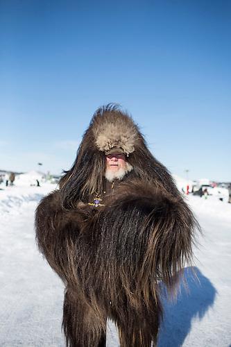 Alaska bushman