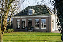 Hakkelaarsbrug, Muiderberg, Gooise Meren, Noord Holland, Netherlands