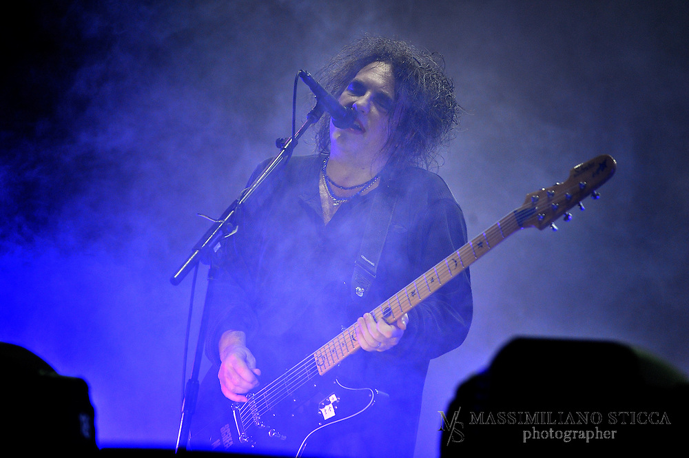 The Cure are an English rock band formed in Crawley, West Sussex, England in 1976. The band has experienced several line-up changes, with frontman, vocalist, guitarist and principal songwriter Robert Smith being the only constant member.