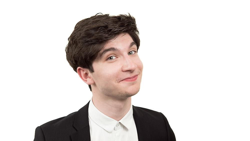 Lucas Yeoman BBC iplayer studio portraits