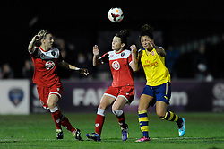 - Photo mandatory by-line: Dougie Allward/JMP - Mobile: 07966 386802 - 20/09/2014 - SPORT - FOOTBALL - Bristol - SGS Wise Campus - BAWFC v Arsenal Ladies - FA Womens Super League