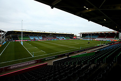 A general view of Twickenham Stoop, home to Harlequins - Mandatory by-line: Robbie Stephenson/JMP - 16/02/2019 - RUGBY - Twickenham Stoop - London, England - Harlequins v Worcester Warriors - Gallagher Premiership Rugby