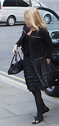 Louise Clifford arrives for the trial of her father Max Clifford at Southwark Crown Court, London, United Kingdom. Tuesday, 8th April 2014. Picture by Max Nash / i-Images
