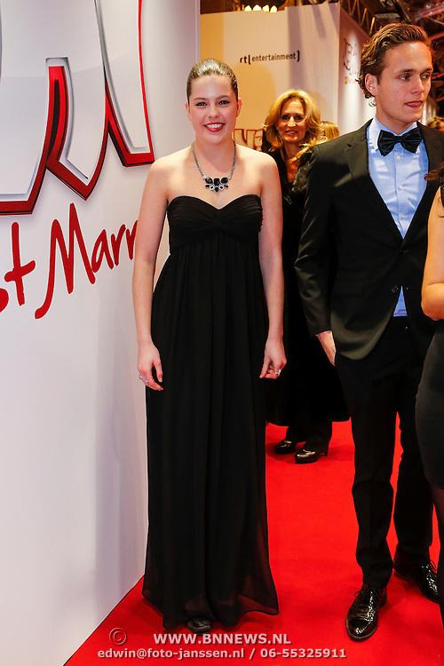 NLD/Amsterdam/20130211- Filmpremiere Ushi Must Marry, Robin Martens