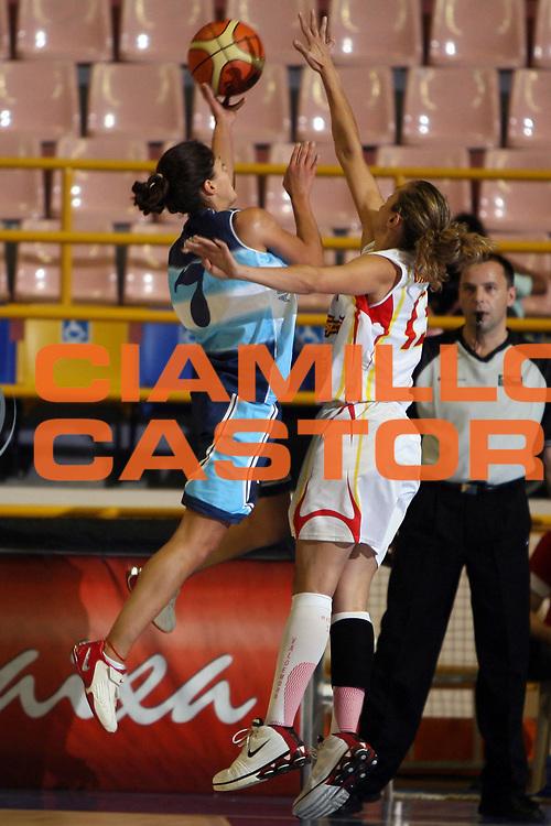 DESCRIZIONE : San Paolo Sao Paolo Brasile Brazil World Championship for Women 2006 Campionati Mondiali Donne Argentina-Spain<br /> GIOCATORE : Rios<br /> SQUADRA : Argentina Spain Spagna<br /> EVENTO : San Paolo Sao Paolo Brasile Brazil World Championship for Women 2006 Campionati Mondiali Donne Argentina-Spain<br /> GARA : Argentina Spagna Argentina Spain<br /> DATA : 13/09/2006 <br /> CATEGORIA : <br /> SPORT : Pallacanestro <br /> AUTORE : Agenzia Ciamillo-Castoria/E.Castoria <br /> Galleria : world championship for women 2006<br /> Fotonotizia : San Paolo Sao Paolo Brasile Brazil World Championship for Women 2006 Campionati Mondiali Donne Argentina-Spain<br /> Predefinita :
