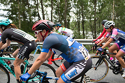 Hayley Simmonds (GBR) of Team WNT rides mid-pack on Stage 2 of the Ladies Tour of Norway - a 140.4 km road race, between Sarpsborg and Fredrikstad on August 19, 2017, in Ostfold, Norway. (Photo by Balint Hamvas/Velofocus.com)