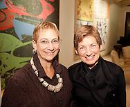 Monica Cochrane and Robin Comer.