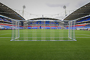 General View of the stadium before the Pre-Season Friendly match between Bolton Wanderers and Preston North End at the Macron Stadium, Bolton, England on 30 July 2016. Photo by Mark P Doherty.