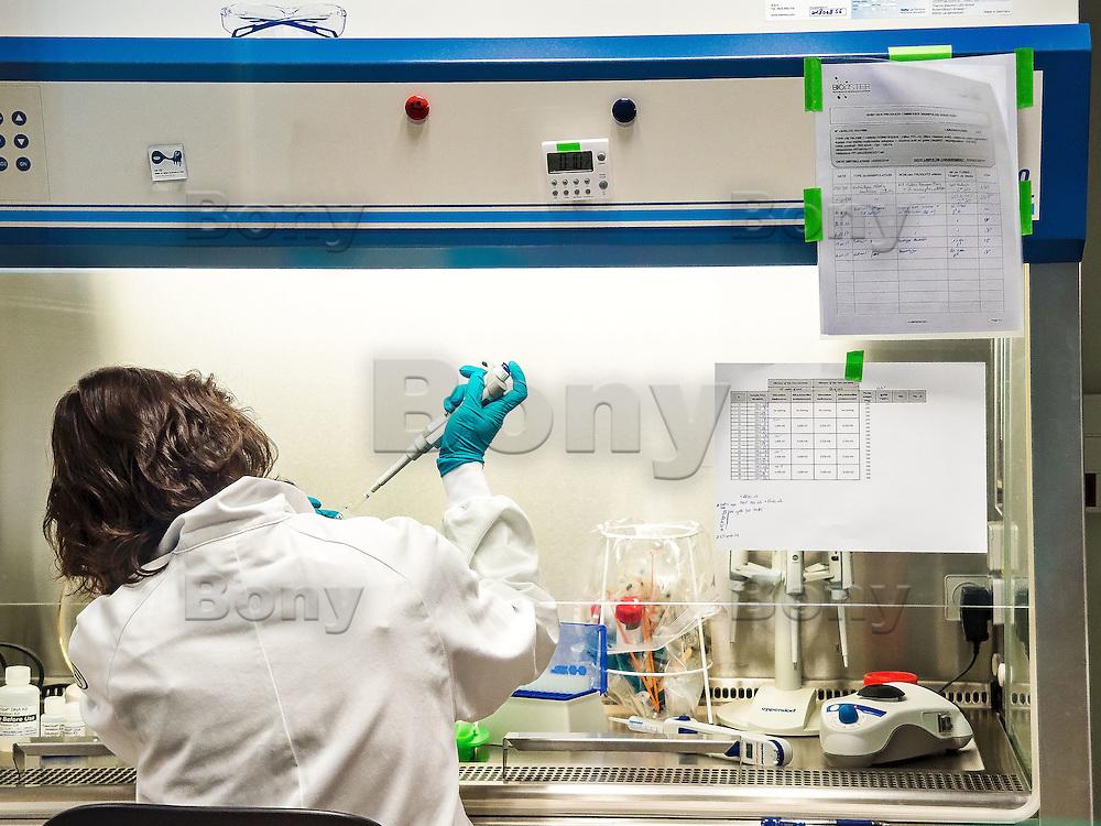 Naissance de BioAster, le premier IRT d&eacute;di&eacute; &agrave; la sant&eacute;<br /> Bioaster est aujourd&rsquo;hui le seul institut de recherche technologique fran&ccedil;ais sp&eacute;cialis&eacute; dans la sant&eacute;.<br /> <br /> Fond&eacute;, entre autres, par l&rsquo;Institut Pasteur, le CEA, le CNRS, l'INSERM, l&rsquo;Institut Merieux, Sanofi et Danone, cofinanc&eacute; &agrave; 50/50 entre le public et le priv&eacute;, l&rsquo;institut de recherche technologiques b&eacute;n&eacute;ficiera d&rsquo;un budget de 585 millions d&rsquo;euros sur neuf ans<br /> Parmi ses priorit&eacute;s scientifiques, il pr&eacute;voit d&rsquo;augmenter l&rsquo;efficacit&eacute; des traitements antimicrobiens, d&eacute;velopper de la m&eacute;decine et de la nutrition plus personnalis&eacute;es avec des biomarqueurs et des probiotiques , ou encore concevoir des diagnostics plus rapides et efficaces.<br /> <br /> Ses projets: - Lancer une quarantaine de projets R&amp;D et faire &eacute;merger 5 start-up dans les trois premi&egrave;res ann&eacute;es<br /> - Impliquer 700 chercheurs sur neuf ans<br /> - G&eacute;n&eacute;rer quelques milliers d&rsquo;emplois indirects dans la fili&egrave;re industrielle sur dix ans