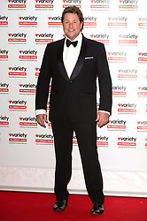 October 18, 2016 - London, London, UK - MICHAEL BALL attends the Variety Showbiz Awards at the Hilton Park Lane Hotel. London, UK. (Credit Image: © Ray Tang/London News Pictures via ZUMA Wire)